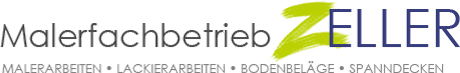 Malerbetrieb - Andreas Klaus Zeller - Logo